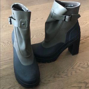 Hunter - rain semi boots